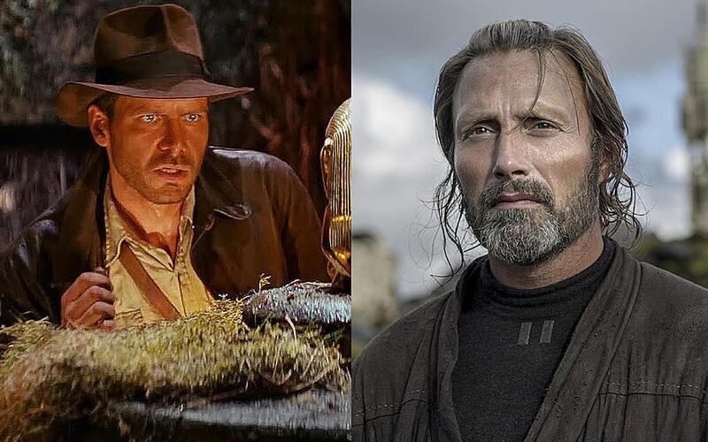 Mads Mikkelsen si zahraje po boku Harrisona Forda ve filmu Indiana Jones 5. V době premiéry bude mít Ford 80 let.