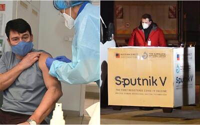 Štát nechal zodpovednosť za očkovanie neregistrovaným Sputnikom na lekárov. Takto musia postupovať v prípade závažných nežiadúcich účinkov.