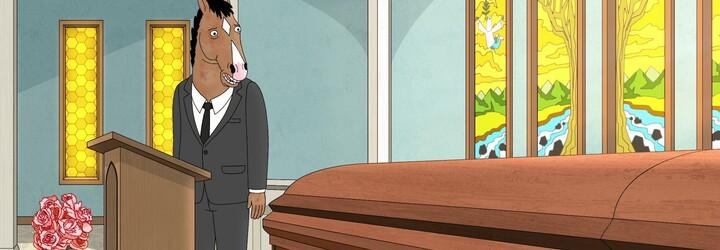 BoJack Horseman skončí dvojdielnou 6. sériou. Sleduj emotívny trailer pre finále najlepšieho animovaného seriálu