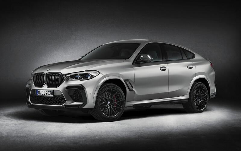 625-koňové BMW X5 M a X6 M sú vďaka 250-kusovej edícii ešte exkluzívnejšie