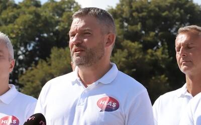 Hlas si zvolil vedenie. Šéfovať strane bude Pellegrini, podpredsedami sú Erik Tomáš, Denisa Saková a Richard Raši.