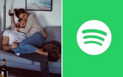 Spotify spustilo prémiový plán pro dvojice, ušetříš několik desítek korun měsíčně.