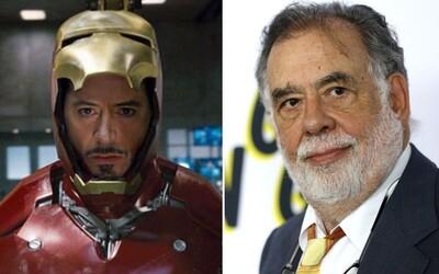 Marvelovky sú opovrhnutiahodné a stále o tom istom. Tvorca Krstného otca sa obul do komiksových filmov