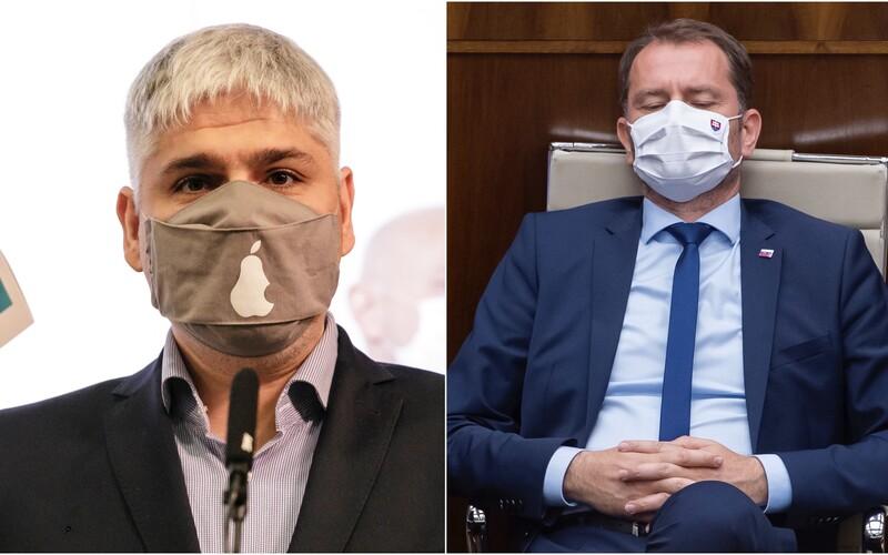 Popredný vedec naložil Matovičovej vláde: Nie sme pripravení na druhú vlnu koronavírusu, čaká nás podobná panika ako v marci.