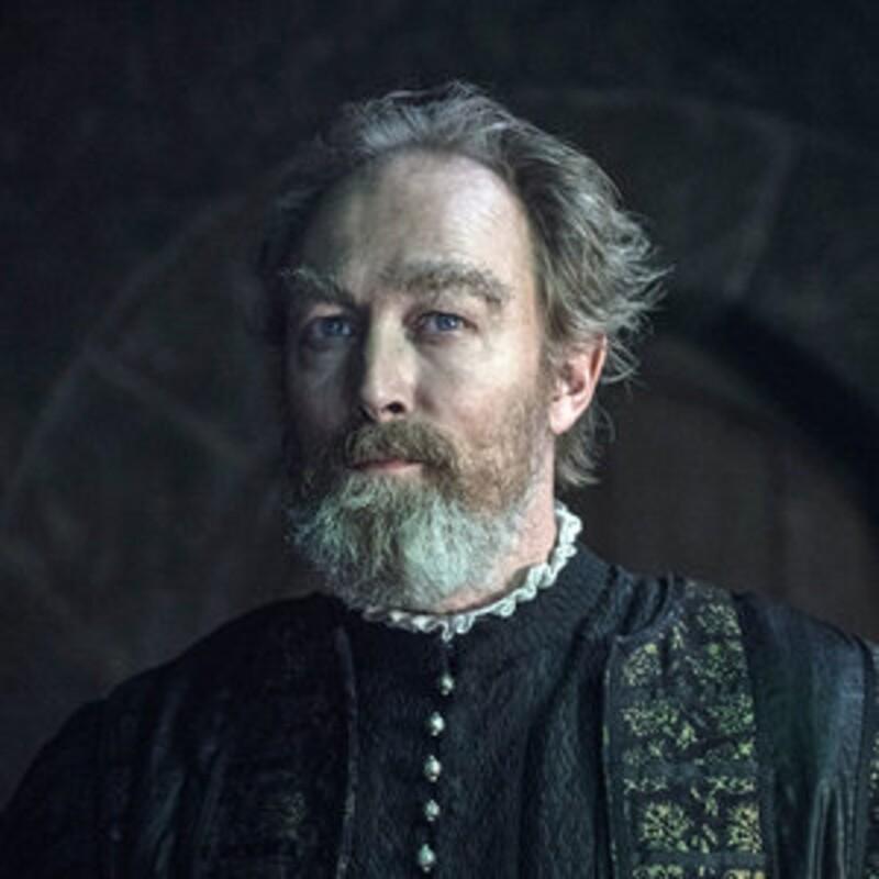 Jak se jmenuje herec, který ztvárnil mága Stregobora?