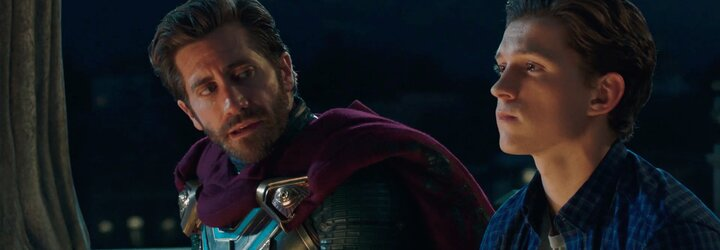 Marvel ukázal úžasnú akčnú scénu s Mysteriovými halucináciami. Pôvodne mal skončiť ako Nick Fury