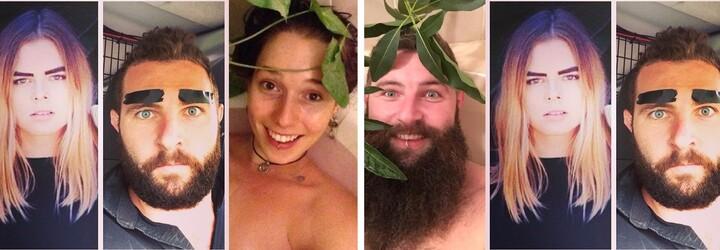 Australan si trefně utahuje ze ženských fotek na Tinderu. Šel už dokonce na rande se ženou, kterou parodoval