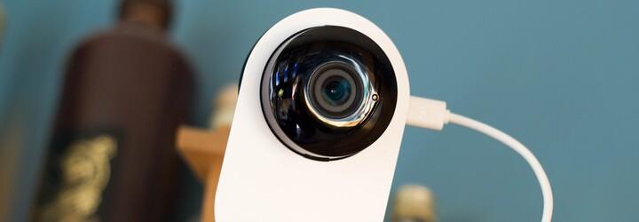 Chceš mať pod kontrolou dom alebo byt? Inteligentná kamera Yi môže byť potom užitočným pomocníkom (Recenzia)