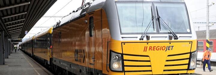 Vyplatí se mezi Prahou a Bratislavou více RegioJet, nebo státní vlaky? Přinášíme ti velké srovnání