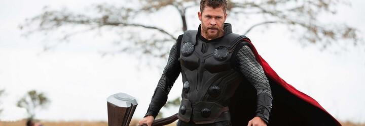 Thor bude mít v Avengers: Endgame výčitky, že nezabil Thanose