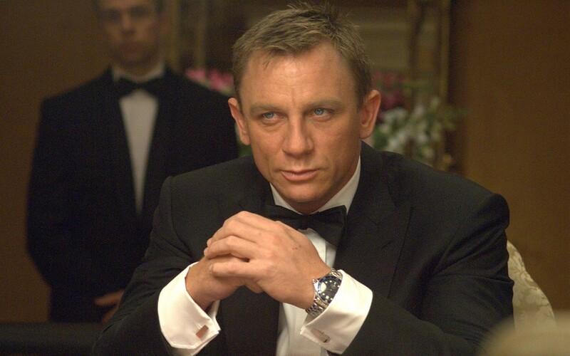 Daniel Craig: Proč by Bonda měla hrát žena? Vytvořte nové, ženské postavy, které budou stejně dobré jako James Bond.