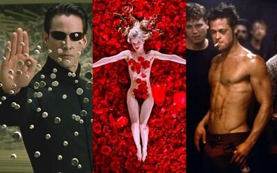 Prečo bol rok 1999 pravdepodobne najvydarenejším v histórii kinematografie?