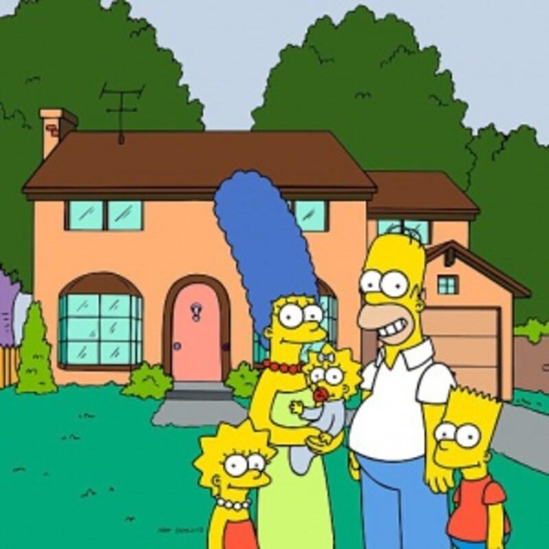 Na akej adrese bývajú Simpsonovci?