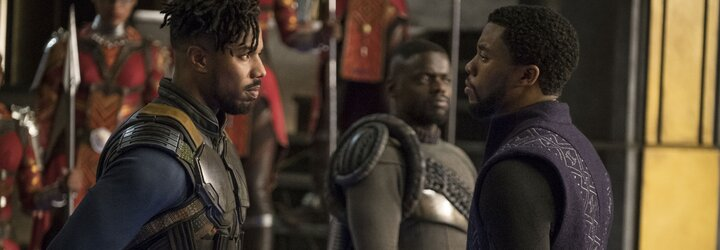 Black Pantherovi a jeho Wakande svitá na temnejšie časy, čo dokazuje aj pochmúrna séria plagátov. T'Challa si bude musieť trón vybojovať