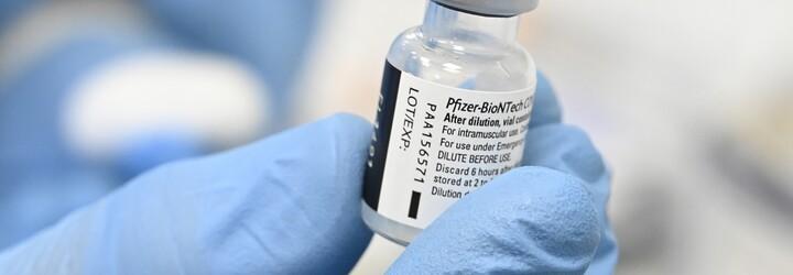 EMA schválila v Evropě vakcínu Pfizer pro děti od 12 do 15 let