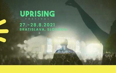 Roni Size, Dub FX, DJ Vadim či Polemic & Medial Banana: príď si užiť nabitú atmosféru veľkého Uprisingu v menšom formáte