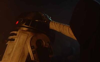 Absencia Lukea Skywalkera v traileroch nového Star Wars nie je náhoda. V akom štádiu je samotný film?