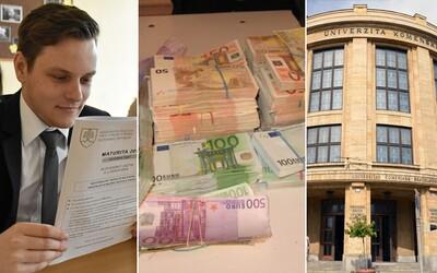 Absolvent vraj môže na Slovensku zarobiť až 2 400 €. Zisťovali sme, kde by si sa mohol najlepšie uplatniť po škole
