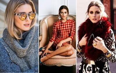 Absolvuj s námi lekci prvotřídní a nedbalé elegance od světové módní ikony Olivie Palermo