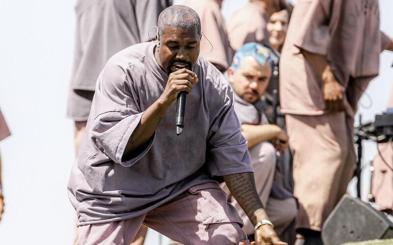 Kanye West avizuje nové album. Název napovídá, že opět půjde o křesťanský gospel.