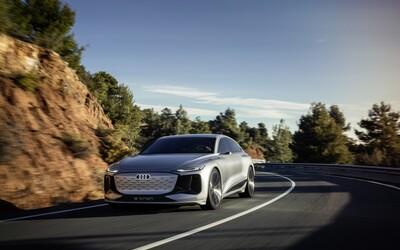 Audi končí s benzinem i naftou. Poslední auto se spalovacím motorem vyrobí v roce 2025.