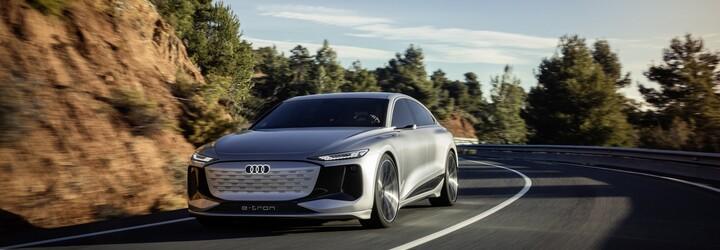 Audi končí s benzinem i naftou. Poslední auto se spalovacím motorem vyrobí v roce 2025