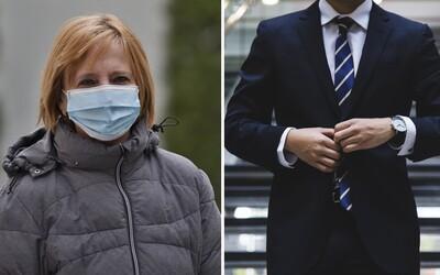 Topoľčianska Ozeta Neo v týchto dňoch vyrába namiesto oblekov ochranné rúška. Ušili ich už 50-tisíc.
