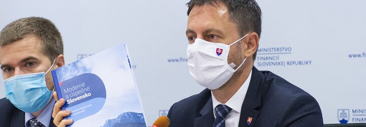 Odborníci komentujú miliardový strategický plán moderného Slovenska: Je nekonkrétny, ale ambiciózny, rizík je viac
