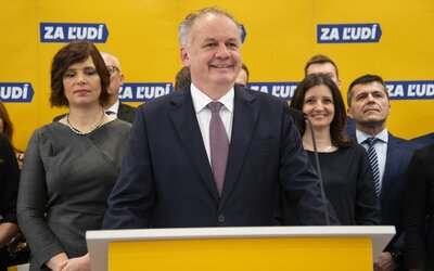 Andrej Kiska: Odstavili sme Smer, ale nevytvorili silný koaličný blok. Toto je môj posledný príhovor v aktívnej politike