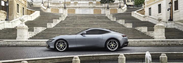 Ferrari oživilo legendární model. Nádherná novinka překvapí jménem, designem i technikou