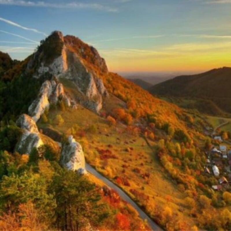 Z geologického hľadiska väčšinu územia Slovenska zaberajú Západné Karpaty