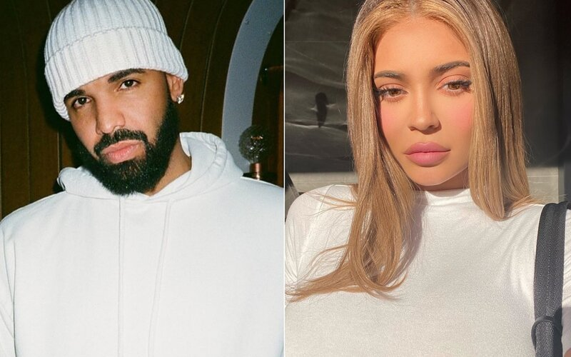 """Drake zachraňuje situaci poté, co se na veřejnost dostala skladba, ve které nazývá Kylie Jenner svou """"bokovkou""""."""