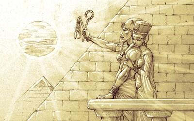 Achnaton a Nefertiti: Milujúci pár, ktorý zvrhol starý poriadok a ustanovil sa jediným božstvom
