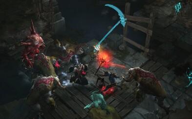 Activision Blizzard nabírá přes tucet lidí do Diablo týmu. Dočkáme se čtvrtého dílu?