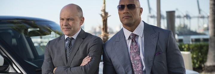 Aj vy si mýlite The Rocka s Vin Dieselom? Trailer na druhú sezónu seriálu Ballers vám ukáže, že nie ste jediní