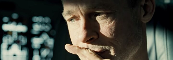 Brad Pitt ťa vo vizuálne nádhernom sci-fi Ad Astra ohúri jedným zo svojich najlepších hereckých výkonov kariéry (Recenzia)
