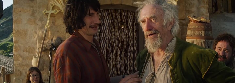 Adam Driver sa prepadne do 17. storočia, kde je považovaný za sluhu Dona Quijota. Lákavé fantasy dobrodružstvo bude plné šialeného humoru