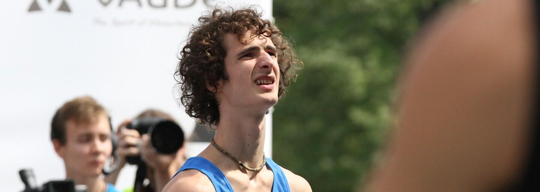 Adam Ondra dnes bude bojovat o další medaili pro Česko. Sportovní lezení se na olympijských hrách objeví vůbec poprvé