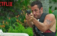 Adam Sandler sa neslušne predstavuje v akčne vyzerajúcej komédii pre Netflix s názvom The Do-Over