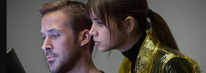 Adam Savage z Mythbusters si naplno užíva výlet do srdca natáčania Blade Runnera 2049