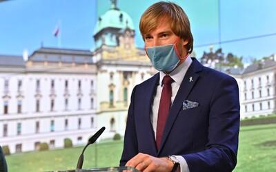 Adam Vojtěch by mohl být novým generálním ředitelem VZP