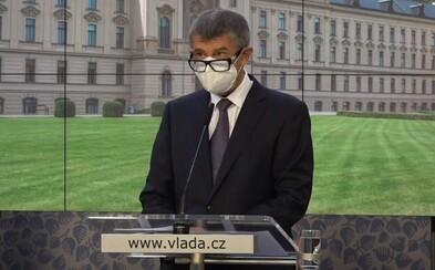 Adam Vojtěch neunesl tlak opozice, novinářů i vládních členů, řekl Babiš na tiskové konferenci. Prymula by měl úřadovat od zítřka