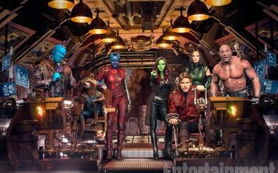 Adam Warlock bude hlavnou postavou Strážcov galaxie 3! Dvojka pritom láka na kino premiéru várkou skvelých obrázkov