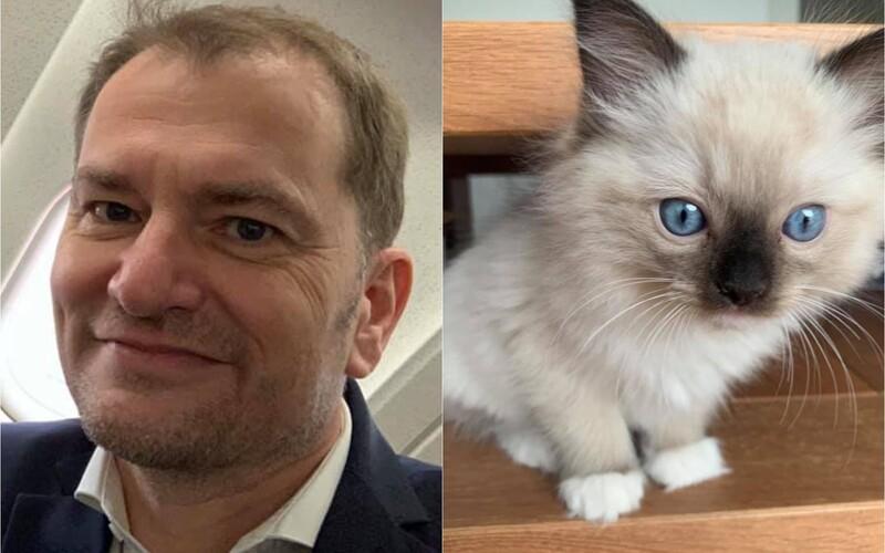 Igor Matovič si ráno umyl vlasy šampónom pre Mačiaka. Pochválil sa tým na Facebooku.