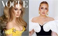 Adele s odhaleným dekoltom pózuje na titulke Vogue. Po dlhoročnej pauze rozpráva o rapídnom chudnutí či rozvode