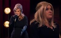 Adele sa zamaskovala ako vlastná imitátorka a vyrazila dych všetkým na kastingu. Ženy rýchlo pochopili, s kým majú tú česť
