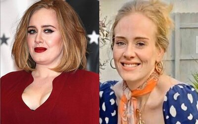 Adele schudla takmer 50 kíl, prijímala iba 1000 kalórií denne, prezradila jej trénerka