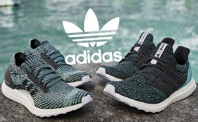 Adidas bude do roku 2024 používať výlučne len recyklované plasty na výrobu svojich produktov