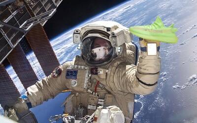 adidas bude testovať tenisky Boost vo vesmíre