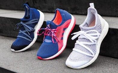 adidas opäť posúva level bežeckých tenisiek novým modelom PureBOOST X